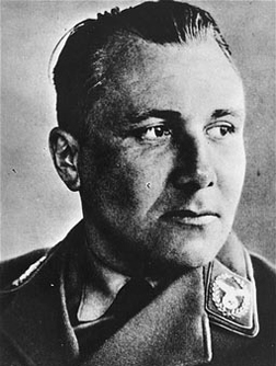 Martin Bormann uniform portrait