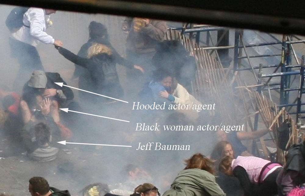FRame 8 of Boston Marathon explosions