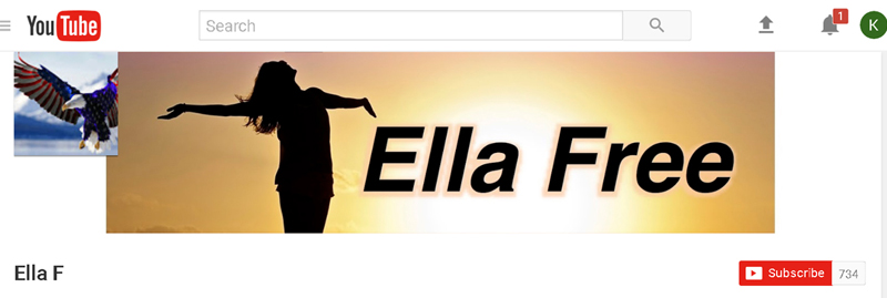 Targeted Individuals ~ Ella Free Youtube Channel ~ A
