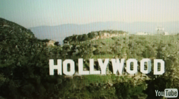 Hollywood Sign HuLu commercial
