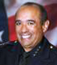 Sheriff Carlos Bolanos