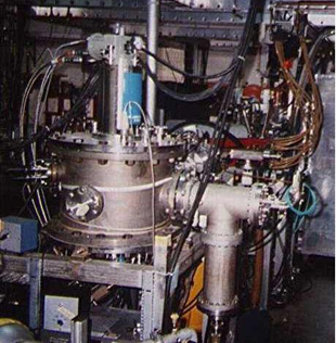 Blood plasma separator pumbs at Dulce, NM underground facility