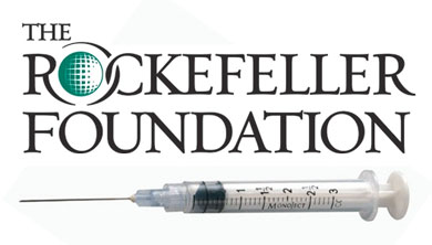Rockefell Foundation Vaccine Eugenics program