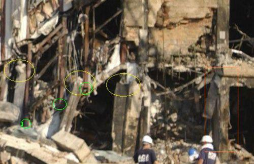 A Closer Look Reveals The 9 11 Pentagon Target Wall Sep