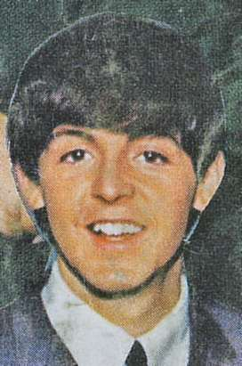 James Paul McCartney In 1966