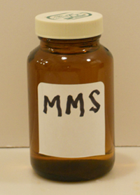 MMS bottle